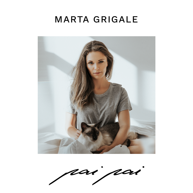 Marta Grigale - Pai pai CD