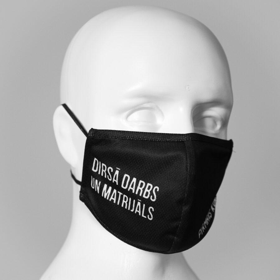 Pirmais Kurss sejas maska